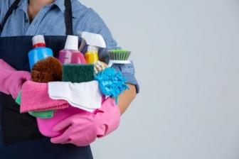 Profesjonalne środki czystości stosowane w hotelach